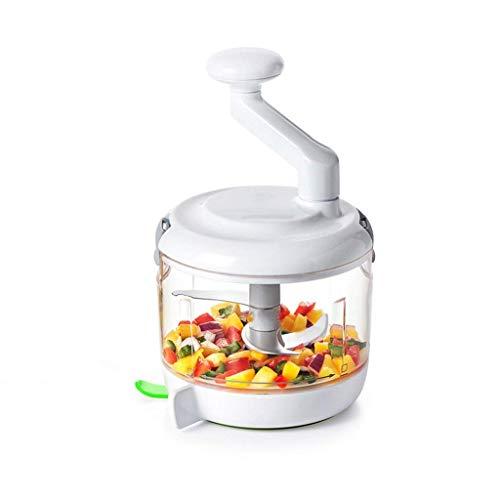 Hand-Push-Multifunktions-OD-Zerhacker, OD-Prozessor mit großem Kapazität, gebraucht R-Küchenfrucht und Gemüsefleischschleifer SLONGS