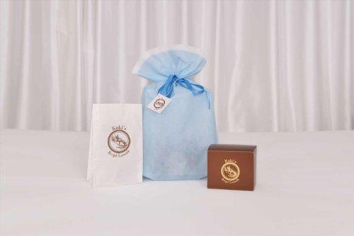 Koki's Kopi Luwak Arabica Robusta Gift set コピ・ルアック アラビカ ロブスタ ギフトセット 豆のまま 各50g