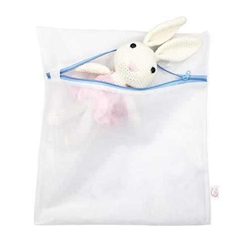 Mesh-Wäschesack zarte Kleidungsstücke Waschbeutel für Dessous-BH Baby-Kleidung Schal Spielzeug und Reisen sortieren