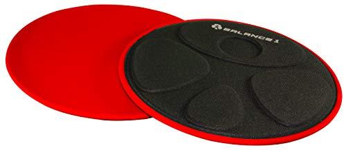 バランスワン スライドディスク バランス感覚を覚えるトレーニング
