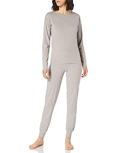 Esprit Arly CAS NW COO Pyjama Juego de Pijama, 261/Light Taupe 2, 42 para Mujer