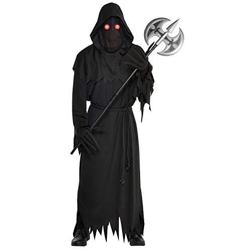 amscan Men's Red Eye Reaper Costume
