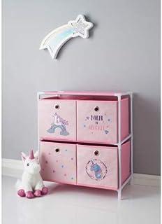 Amazon.es: comodas infantiles - Cajoneras / Muebles: Bebé