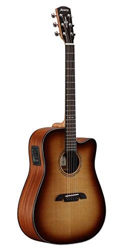 Alvarez ad60ceshb akoestische gitaar dreadnought Cutaway elektrisch Sunburst Finish