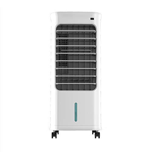 Nianxinan Mobiele airconditioning, verschillende gebruiksmodi, met oscillating ventilator, waterreservoir, timer voor thuis, kamer, kantoor, woonkamer, reizen