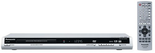 Learn More About Panasonic DVD-S29S DVD Player , Silver