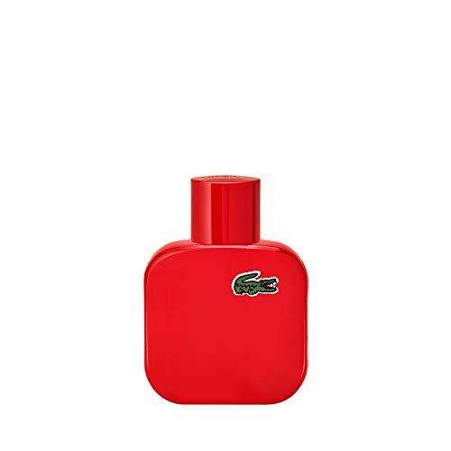 Lacoste L.12.12 Rouge homme/man, Eau de Toilette Spray, 50 g