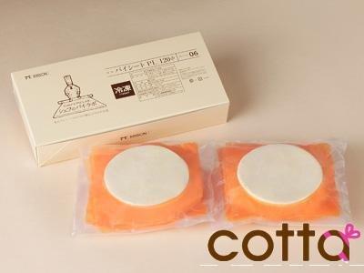 リボン食品 [冷凍] パイシート PL120径-06 (30枚入)