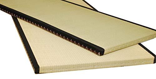 Futon On Line Pack de 2 Tatamis de 70x200x5,5 cm