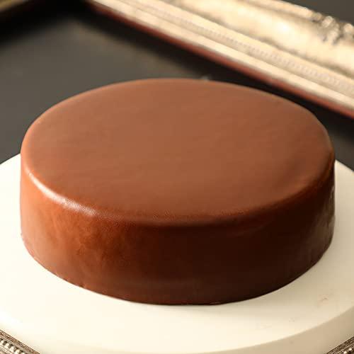 ザッハトルテ simple 5号 大人[凍]チョコレートケーキ ケーキ お祝い プレゼント ギフト チョコレート ザッハ お菓子