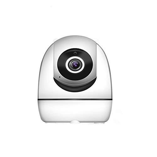 YUKM Cámara De Vigilancia WiFi Interior 1080P, Cámara 1080P, Sirena De Seguridad, Modo De Privacidad, Rastreo Inteligente