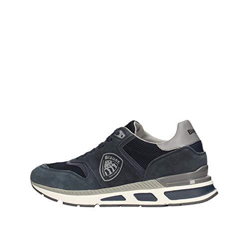 Blauer S0HILO01 Sneaker Blu Da Uomo S0HILO01