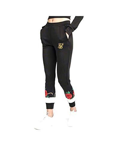 Sik Silk - SSW 1266 - Majestic Track Pants - PANTALÓN Mujer (XS)
