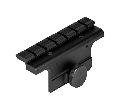 B-Square Springfield M-1A, M14 Receiver Mount, Matte Black Finish