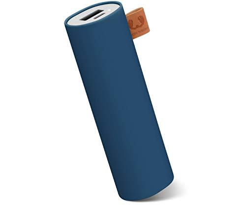 Fresh 'n Rebel Powerbank 3000 mAh draagbare oplader/externe accu, 3000 mAh, blauw