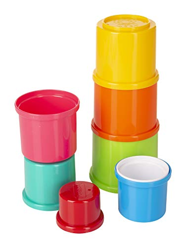 Giggles Stacking Drums, Multi Color