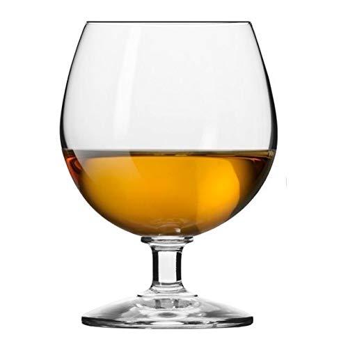 Sables & Reflets Verkoelingsglazen, 230 ml, Cognac, 6 stuks