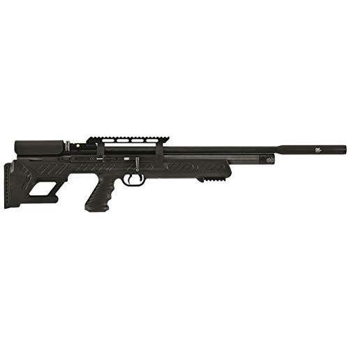 Hatsan BullBoss Quiet Energy PCP Air Rifle, Side-Lever, 23' Barrel