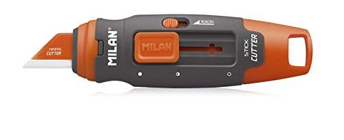 Milan 936030, Cutter con Cuchilla de Cerámica, 12 Unidades