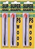 PS Wood Super Sharp Scroll Saw Blades Variety Pack