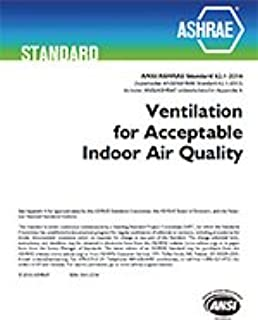 ASHRAE 62.1-2016 Standard 62.1-2016 -- Ventilation for Acceptable Indoor Air Quality (ANSI Approved)