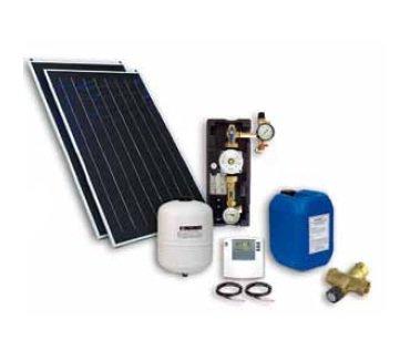 98039 Solar-Anlage für 3-4 Personen OHNE Speicher
