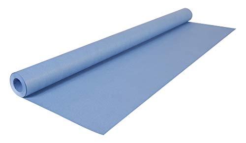 Clairefontaine 195713C Rolle (färbiges Kraftpapier, 10 x 0,7 m, 65 g, PEFC, ideal für Ihre Bastelprojekte) 1 Stück blau