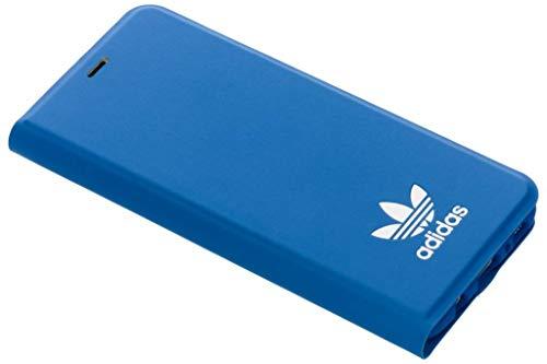 adidas Originals - Funda de TPU para Samsung Galaxy S8-Bluebird/Blanco