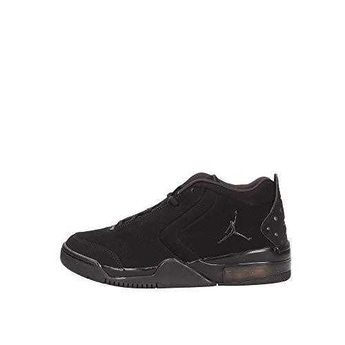 Nike Jordan Big Fund (GS), Zapatillas de básquetbol Unisex Niños, Black/Black/Black, 35.5 EU