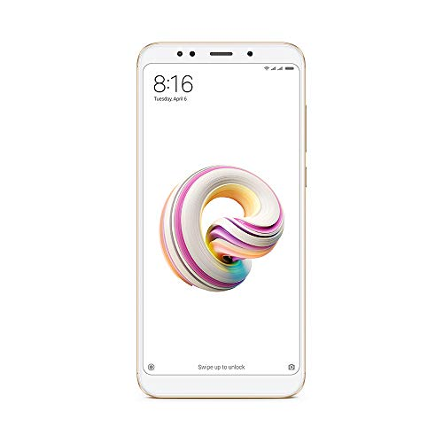 Xiaomi Redmi Note 5 64GB Desbloqueado Color Dorado