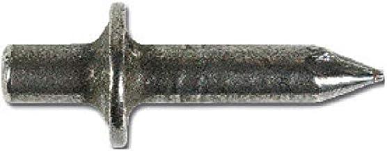 Caja de clavos de presión 200 unidades, 18 mm, de acero: Amazon.es: Bricolaje y herramientas