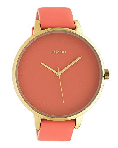 Oozoo C10572 - Reloj de pulsera para mujer con esfera de diseño...