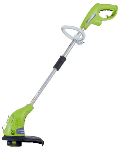 "Greenworks 13"" 4-Amp Corded Electric String Trimmer - $29.98 Shipped Free"