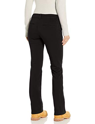 Dickies-Womens-Perfect-Shape-Bootcut-Twill-Pant