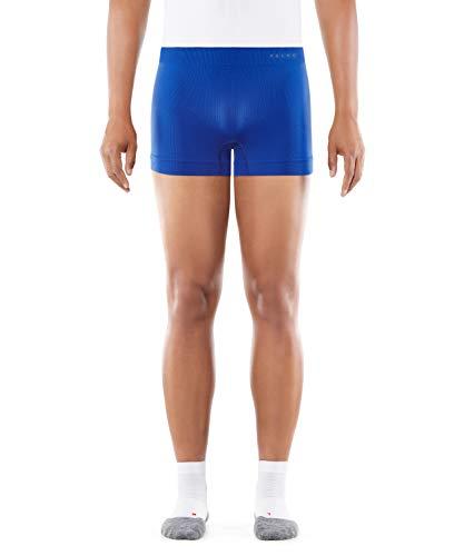 FALKE bokserki męskie, ciepłe, materiał Sport Performance, 1 sztuka, niebieski (Cobalt 6712), S