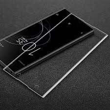 ELICA 6D Full Curve Tempered Glass for Sony Xperia XA1 Dual - Transparent