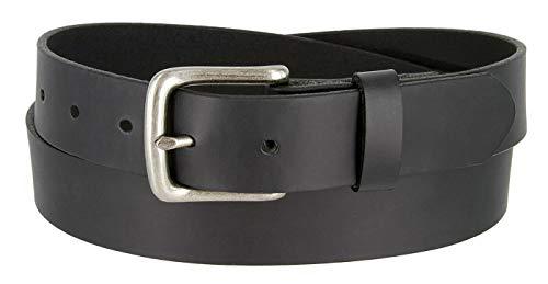 BS1050-32 Genuine Full Grain Leather Belt Casual...