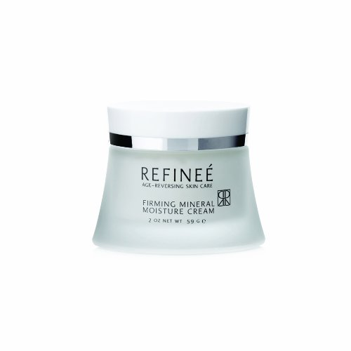 Refinee Firming Light-weight Anti-aging Mineral Moisture Face Cream for All Skin Types 2oz