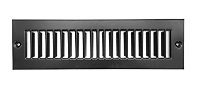 Toe Space Grilles
