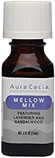Aura Cacia Mellow Mix Essential Oil Blend | 0.5 fl. oz.