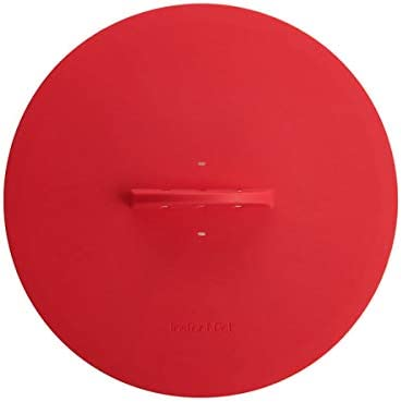 Instant Pot Official Universal Silicone Bakeware Lid Red product image