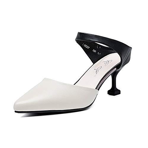 ZQXDMM sandalen, Baotou voetbalschoenen vrouwen