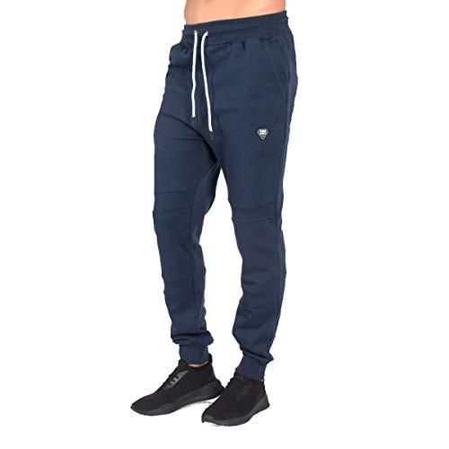 FRANKIE GARAGE Pantalone Tuta Blu FG-TR 45138-1033158 (S)