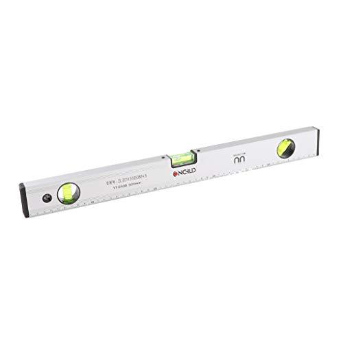 Digitale Winkelmesser Wasserwaage Neigungsmesser Lineal Werkzeug mit magnetischer Unterseite, 300/400 / 500mm - 50cm