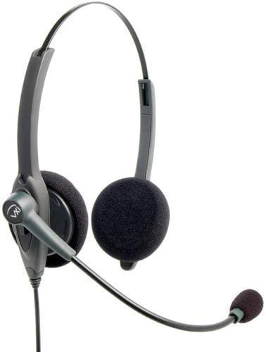 new arrival VXi new arrival discount 202768 Passport 21V Over-the-Head Binaural Headset with N/C Microphone outlet sale