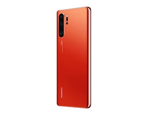 Huawei P30 Pro 128GB Handy, Orange, Android 9.0 (Pie), Dual SIM - 5
