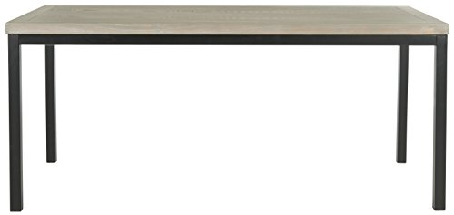Safavieh Tisch, Ulmenholz, 57 x 118 x 46.48 cm