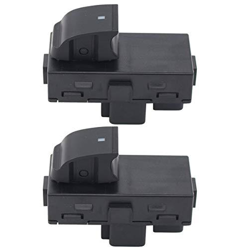 09 gmc sierra power window switch - 2