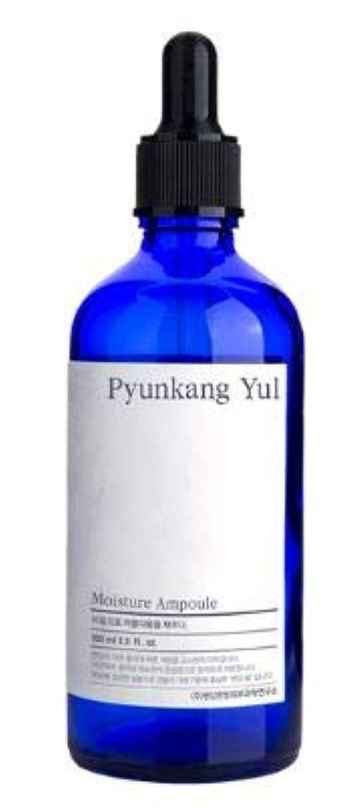 レンダリング離れてコンチネンタル[Pyunkang Yul] Moisture Ampoule 100ml /モイスチャー アンプル 100ml [並行輸入品]