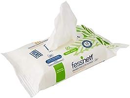 Fess'nett Papier Toilette Humide Pocket Vert Aloe